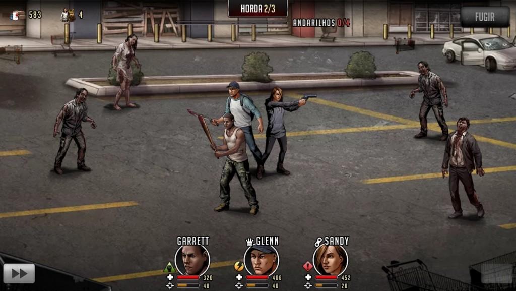 GAMECOIN WALKING DEAD02