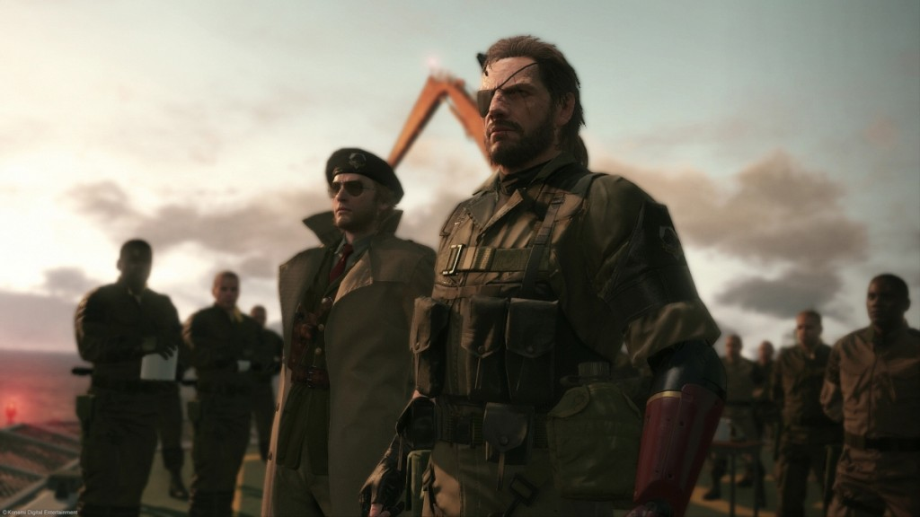 GAMECOIN METAL GEAR SOLID V 1
