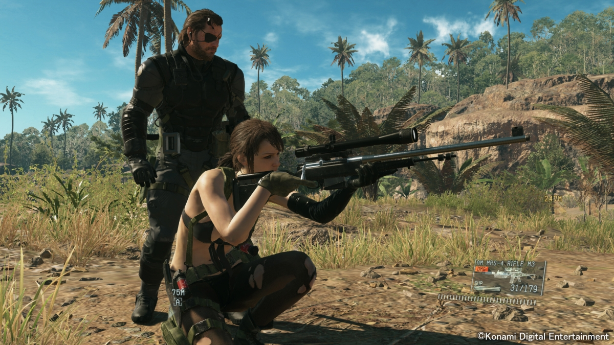 GAMECOIN METAL GEAR SOLID V 2