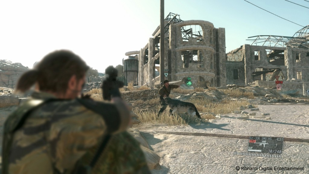GAMECOIN METAL GEAR SOLID V 4