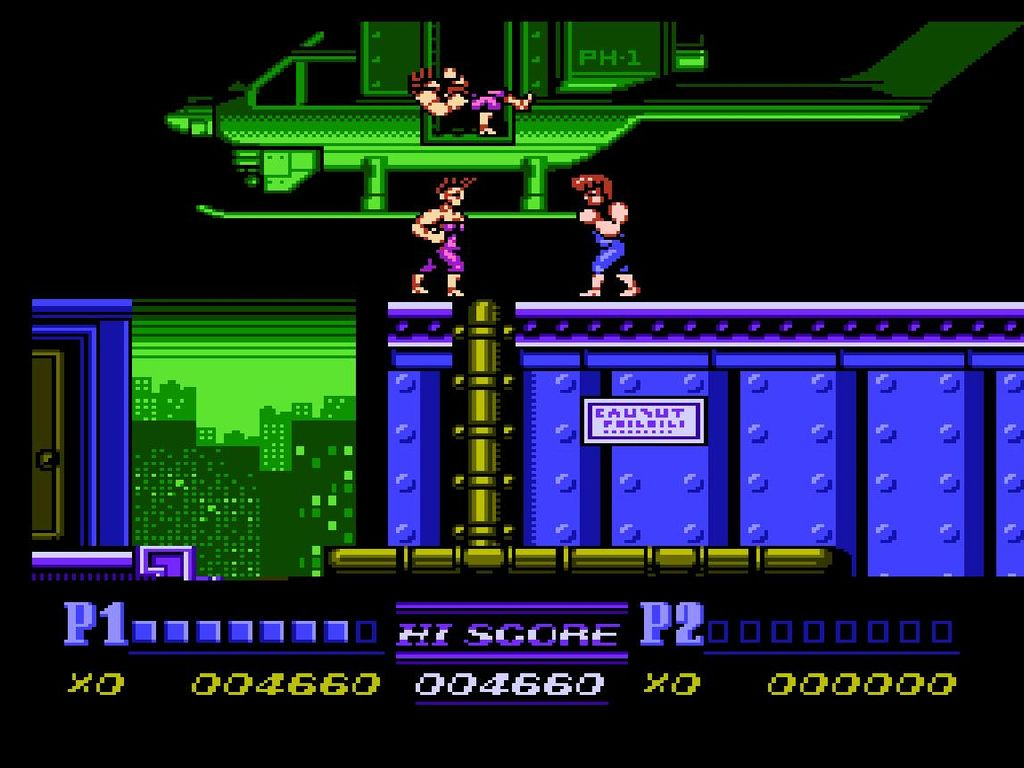 GAMECOIN DOUBLE DRAGON 2 C