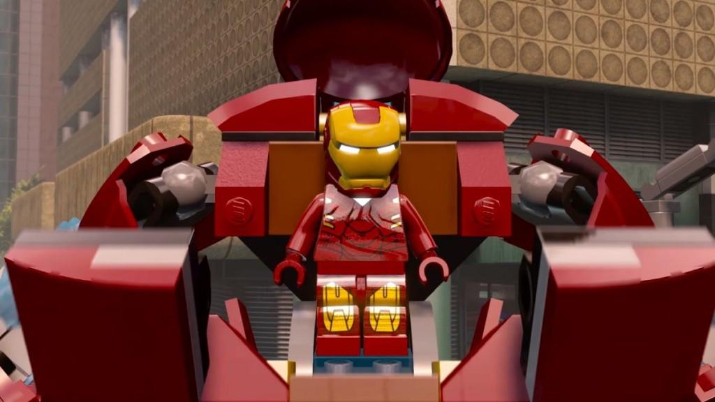 GAMECOIN - LEGO MARVELS AVENGERS 2