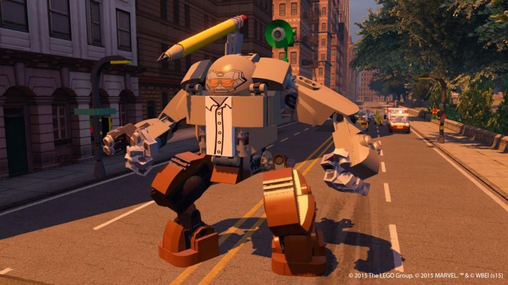 GAMECOIN - LEGO MARVELS AVENGERS 3