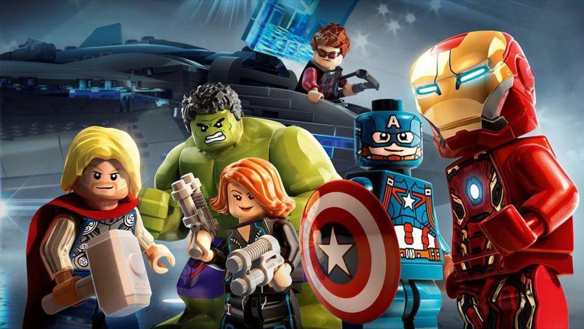 GAMECOIN - LEGO MARVELS AVENGERS