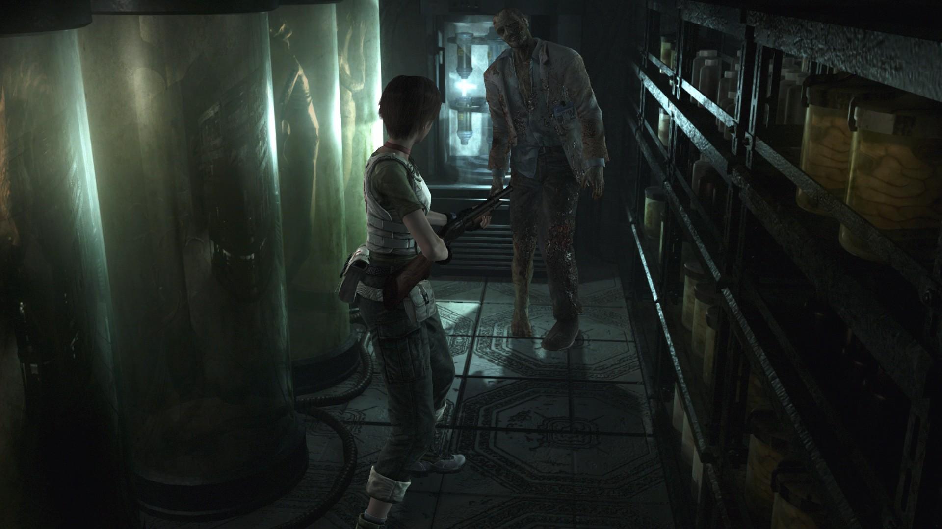 GAMECOIN - RESIDENT EVIL ZERO HD 1