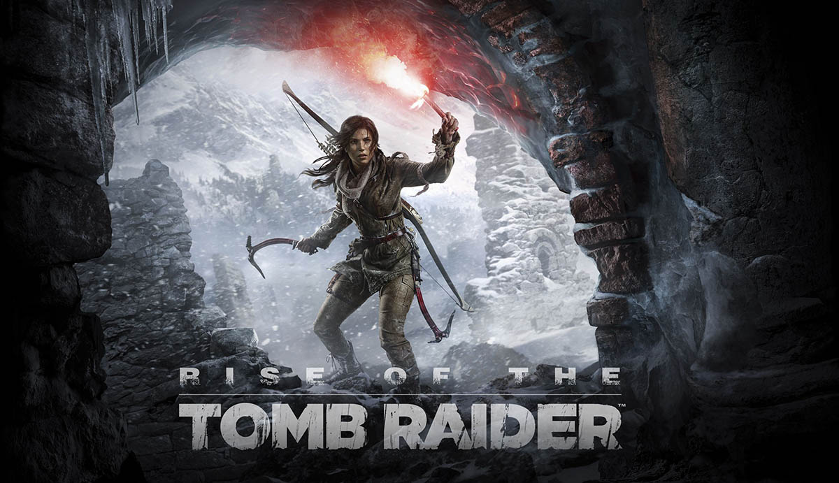 GAMECOIN - RISE OF TOMB RAIDER