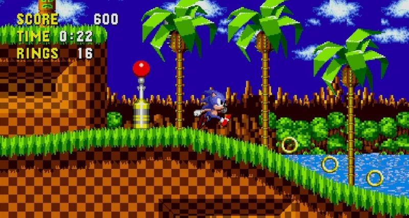 GAMECOIN SONIC 25A