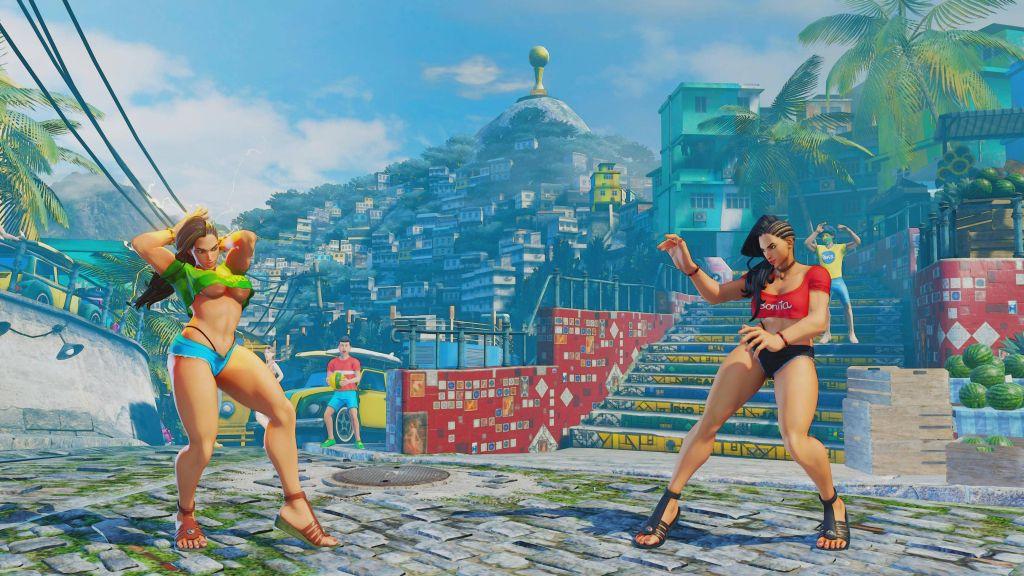 GAMECOIN STREET FIGHTER V
