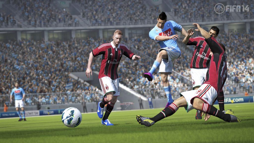 GAMECOIN - FIFA 14