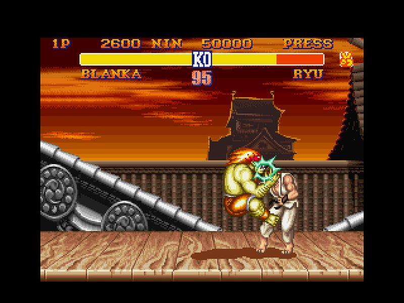 GAMECOIN - STREET FIGHTER II BLANKA A