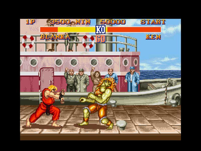 GAMECOIN - STREET FIGHTER II BLANKA B