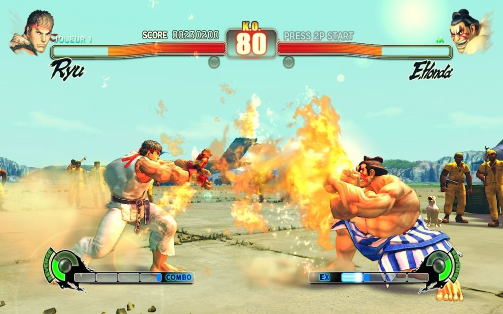 GAMECOIN - STREET FIGHTER IV