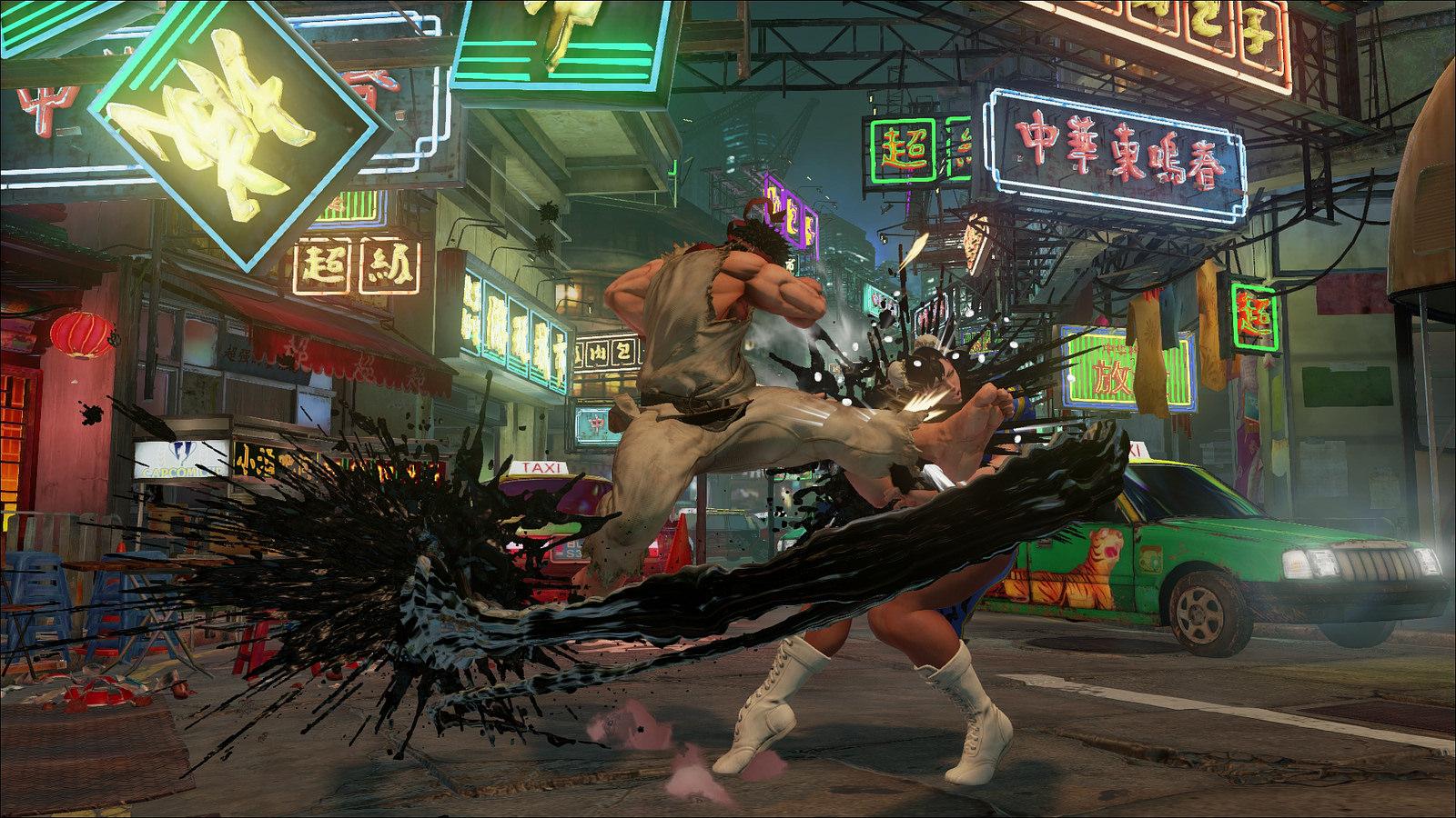 GAMECOIN - STREET FIGHTER V 3