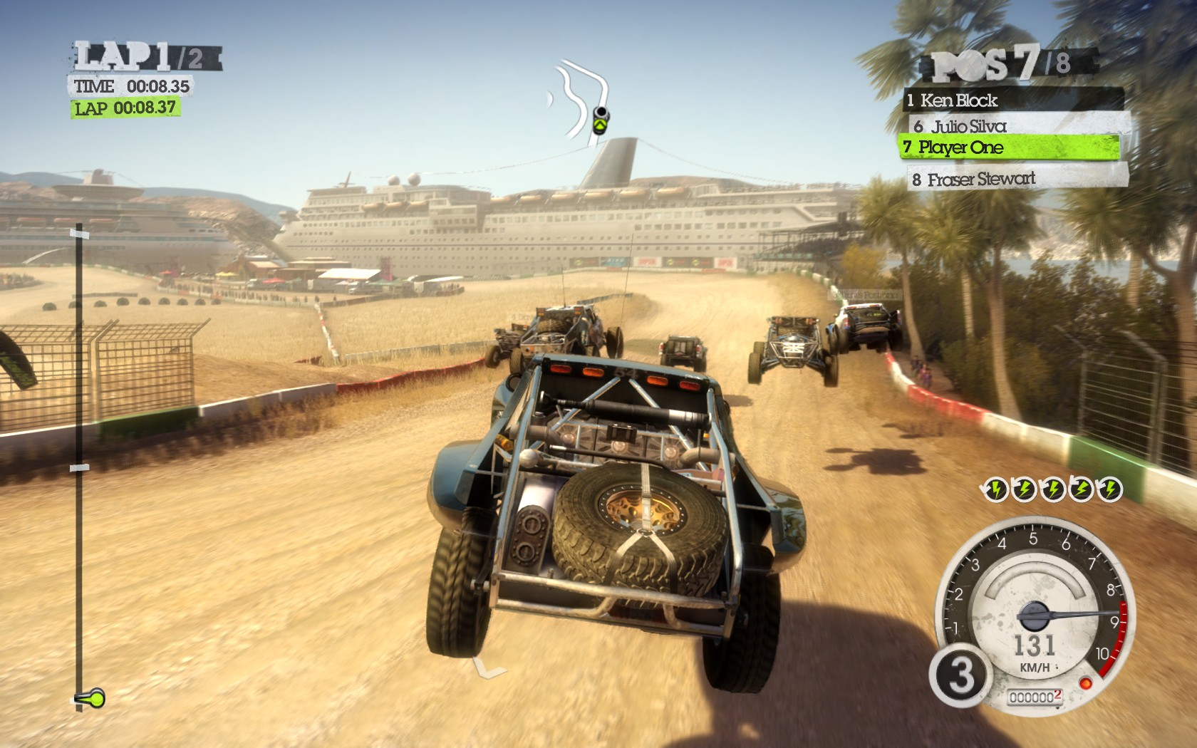GAMECOIN - DIRT 2