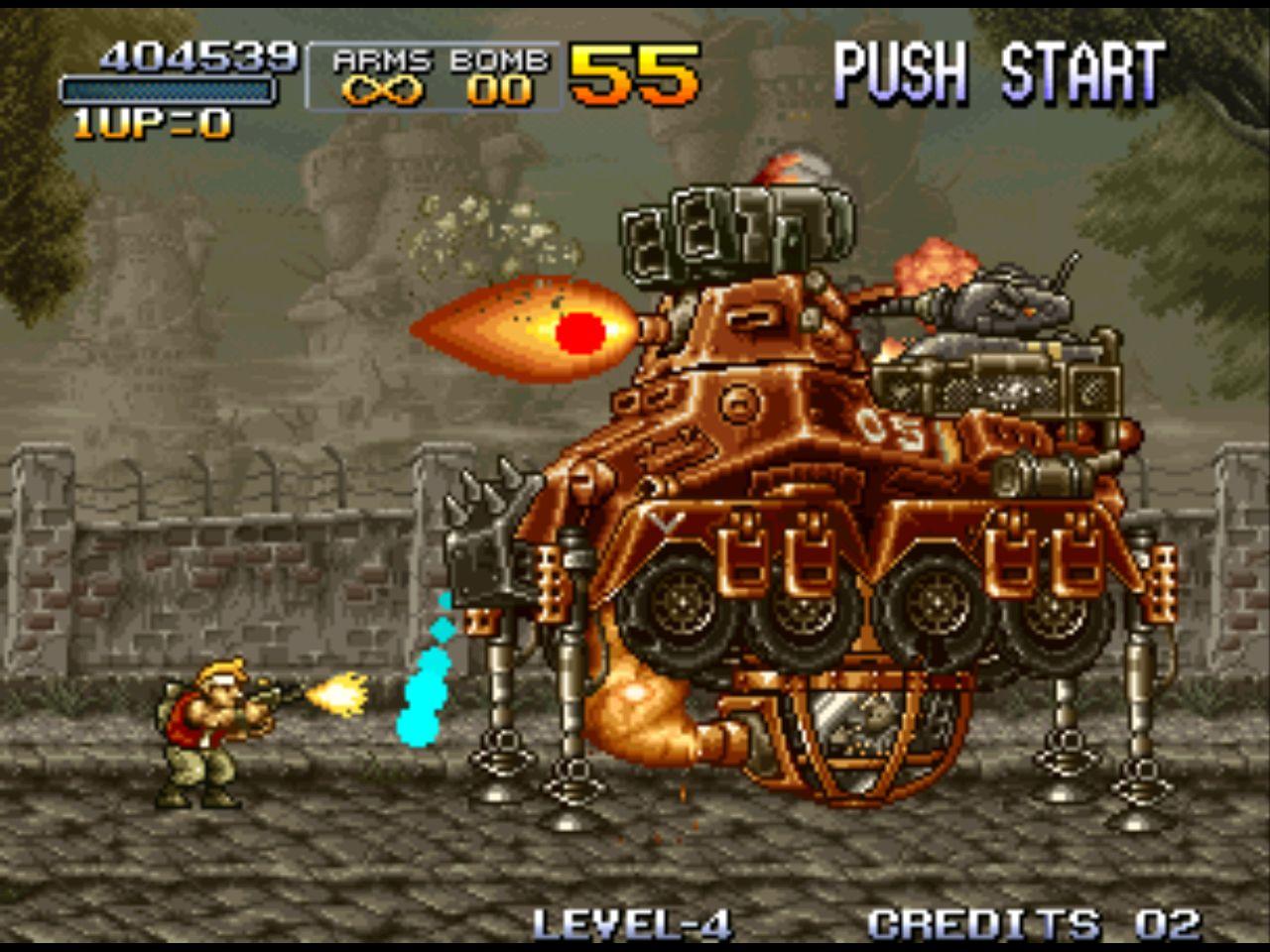 Jogo Metal Slug para PS3