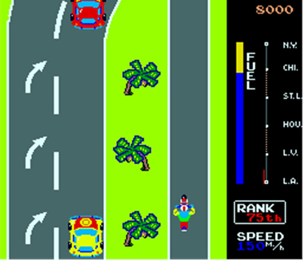 GAMECOIN - ZIPPY RACE