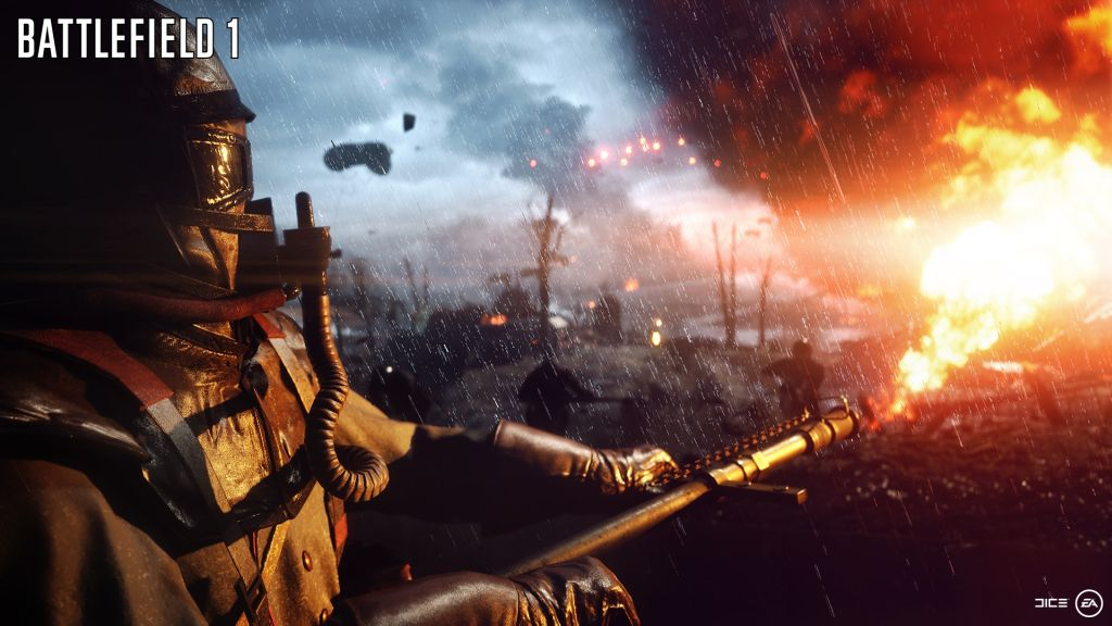 Battlefield 1 e Call of Duty: Infinete Warfare são os novos episódios das franquias da Activison e Electronic Arts para PC, PS4 e Xbox One