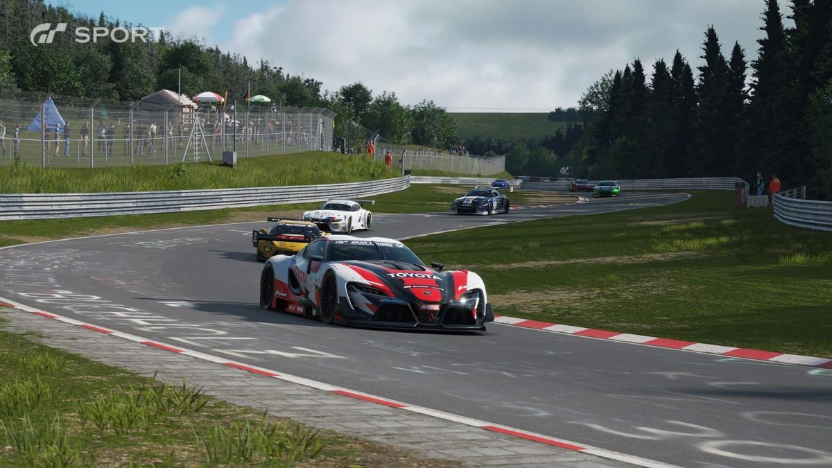 Gran Turismo Sport é focado em competições FIA