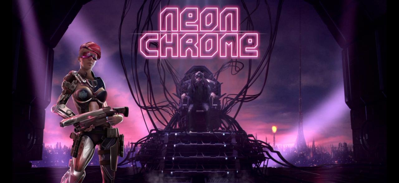 GAMECOIN NEON CHROME