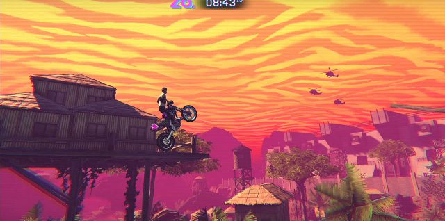 Trials of Blood Dragon Gamecoin