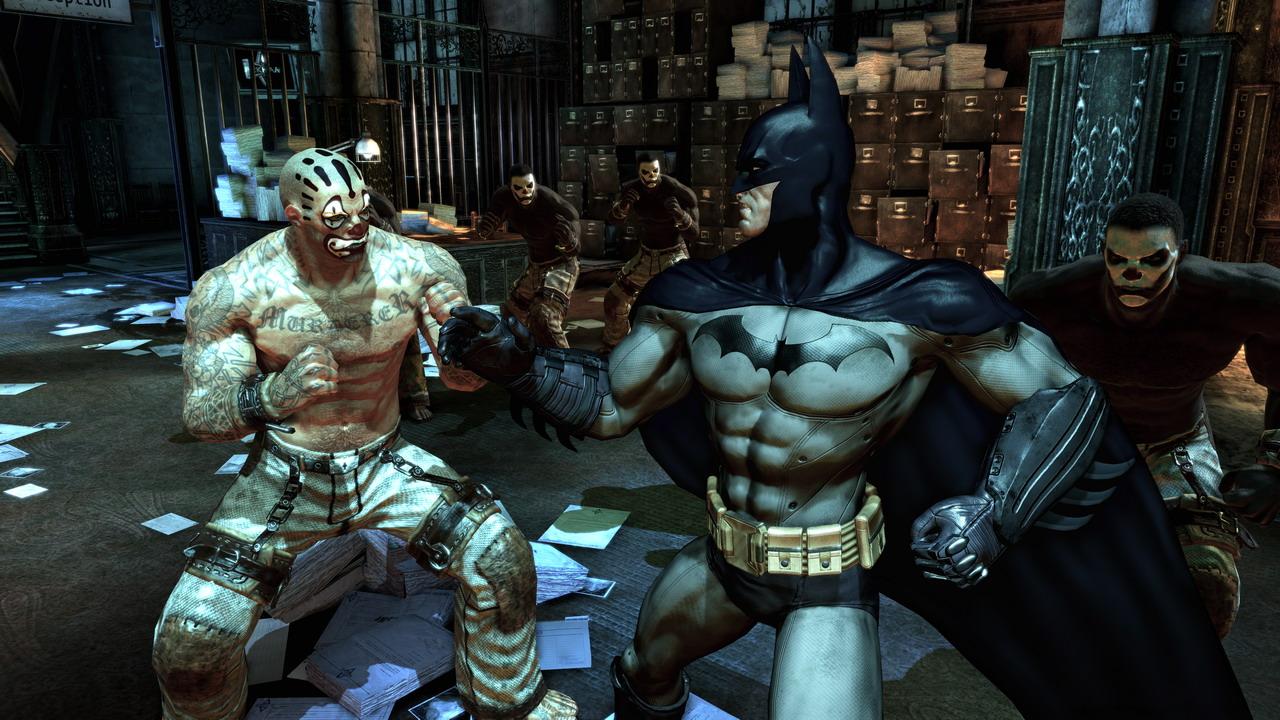 Batman Arkham Asylum foi lançado em 2008 para PC, PS3 e PS4, ganhará reedição para PS4 e Xbox One