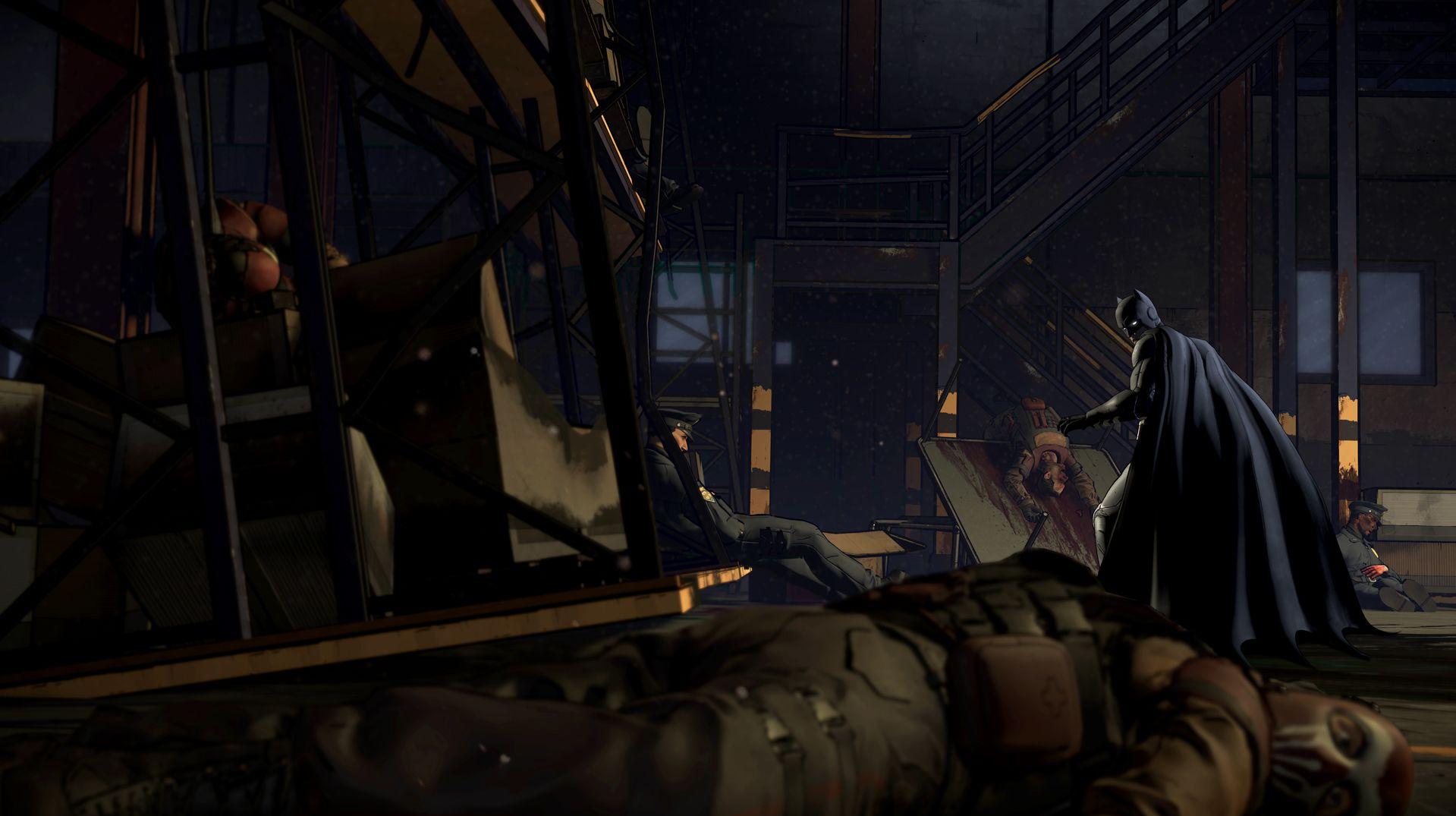 GAMECOIN BATMAN TELLTALE