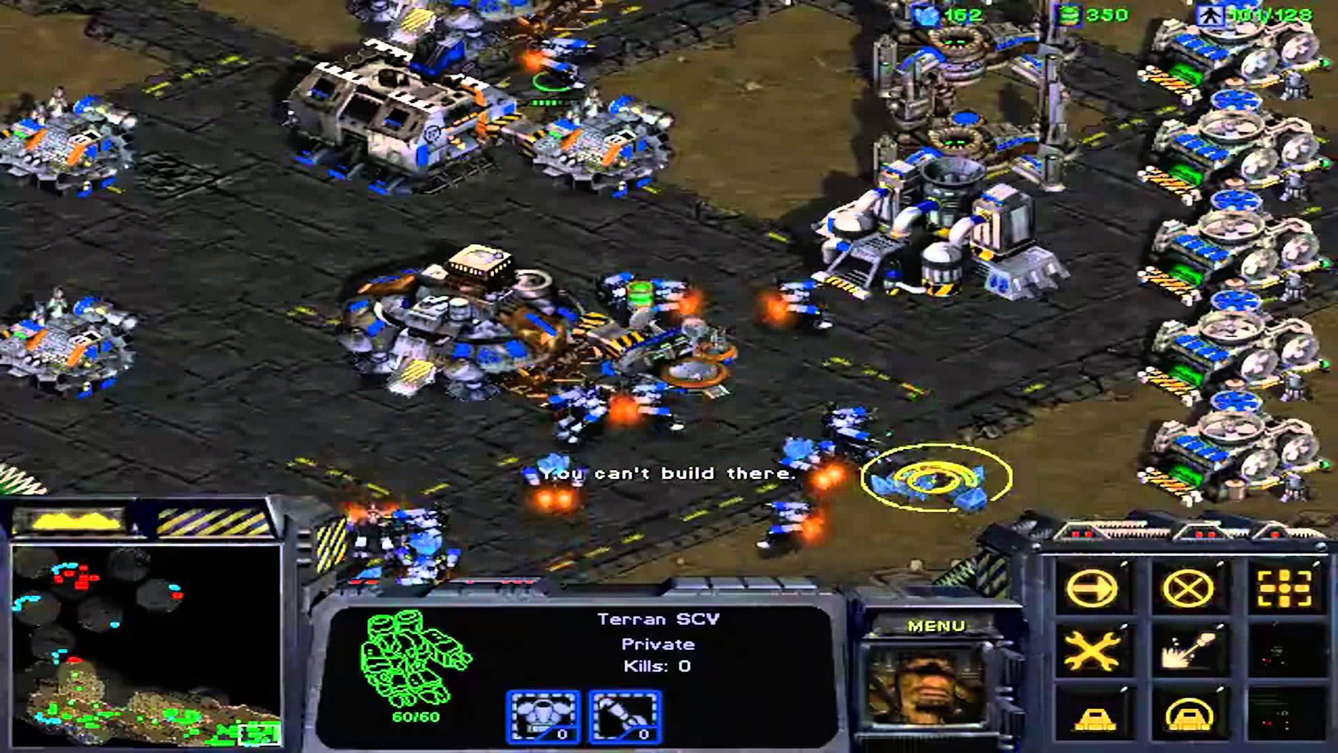 Starcraft é um game de estratégia em tempo real (RTS) que faz sucesso há 18 anos