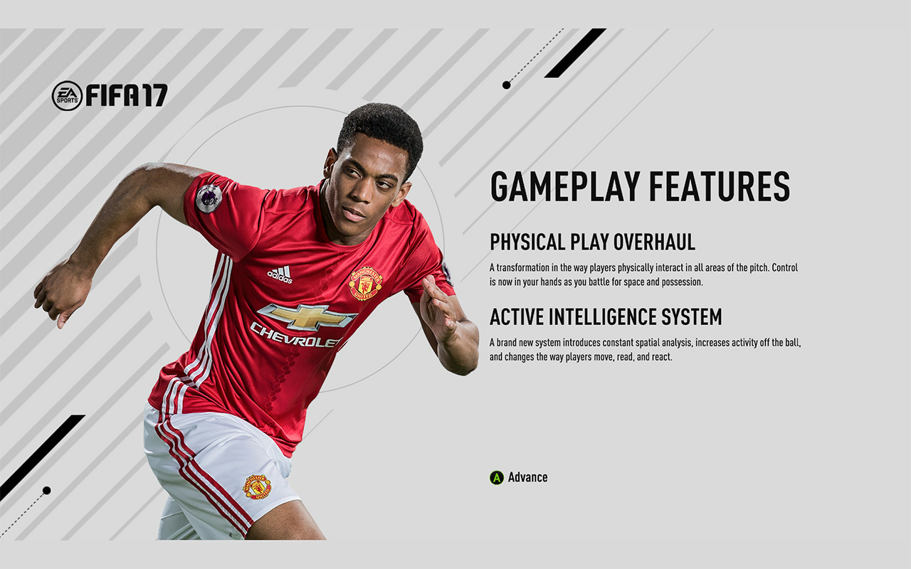 Alex Hunter é o protagonista do modo A Jornada em Fifa 17
