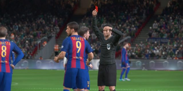 Demo de PES 2017 para PS4, PC, Xbox One, PS3 e xbox 360
