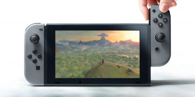 Nintendo anuncia o Switch, seu novo console que funciona como portátil e console de mesa