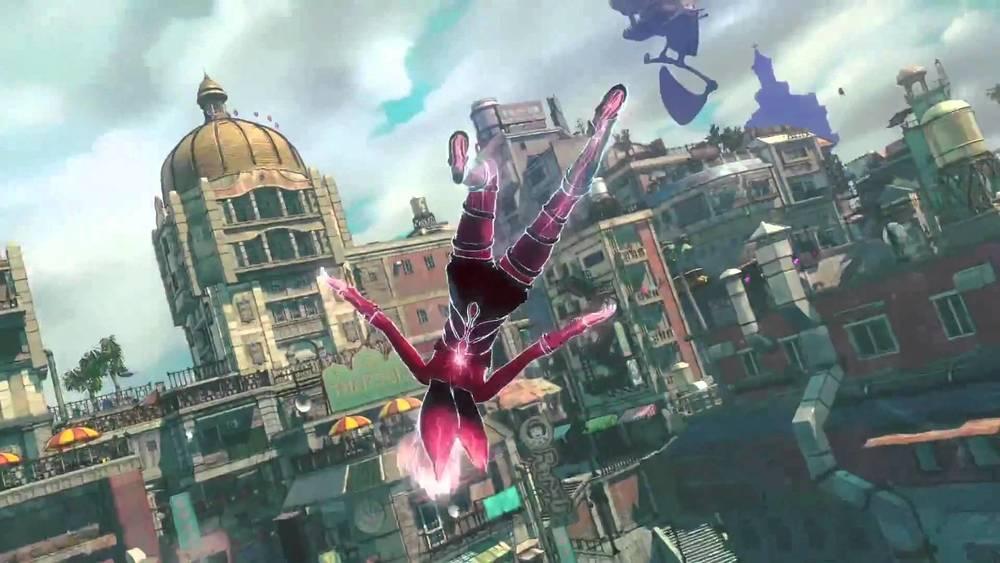 Gravity Rush 2 é um RPG exclusivo para PS4 que coloca o jogador na pele de uma garota capaz de controlar a gravidade