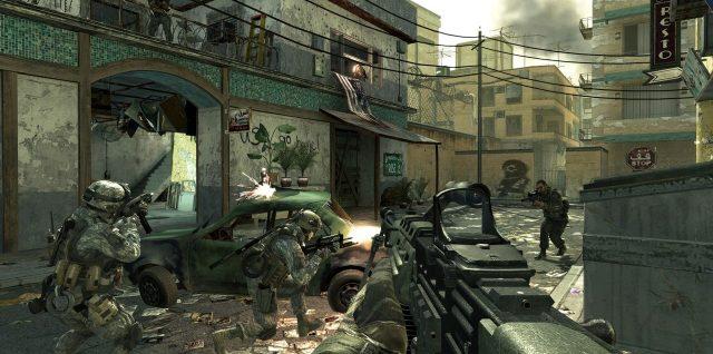 Jogue Outra Vez – Call of Duty 4: Modern Warfare