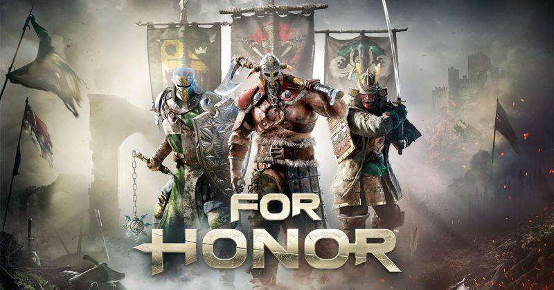 For Honor coloca o jogador numa batalha entre vikings, cavaleiros e samurais