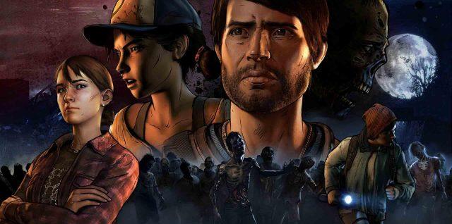 The Walking Dead: A New Frontier chega em março com versão em disco