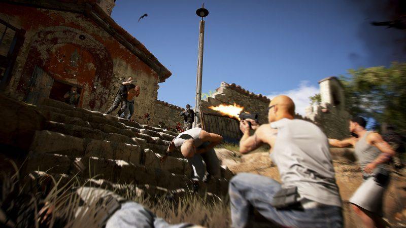 Ghost Recon Wildlands é um game tiro cooperativo em mundo aberto que chega para PC, PS4 e Xbox One em 7 de março de 2017