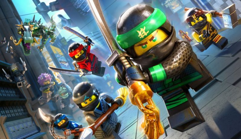 Review Lego Ninjago O Filme Videogame Une Exploracao E