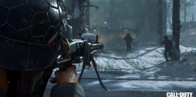 Call of Duty WW2 vale a pena tanto no PS4 quanto no Xbox One