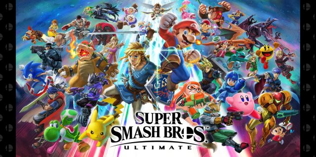 Espaço do Leitor – Super Smash Bros