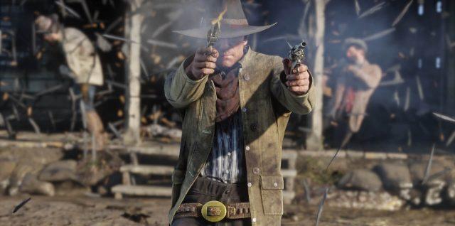 Sexta Sem Lei – Red Dead Redemption 2 chega para ser o jogo do ano