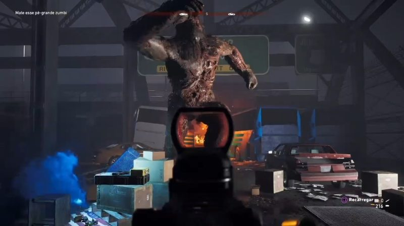 Far Cry 5: Dead Living Zombies faz piada com gênero zumbi | GAMECOIN