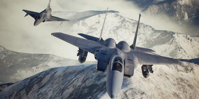 Ace Combat 7: Um voo até a época dos simuladores de PC