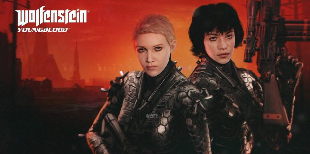 Wolfenstein Youngblood – As meninas superpoderosas de B.J.