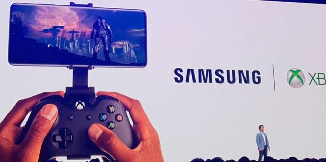 Galaxy S20 Ultra promete ser um Xbox de bolso