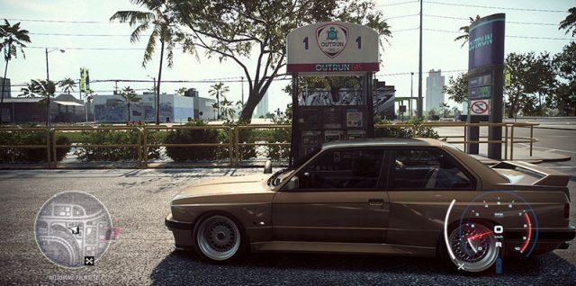Need For Speed: Heat – rolês aleatórios num M3 EVO