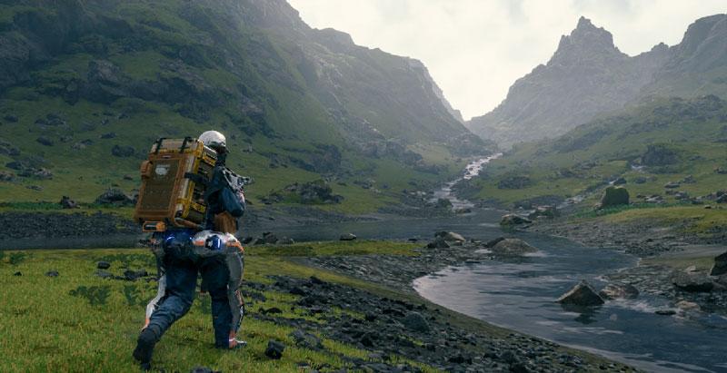 Death Stranding é um game para PC e PS4, que se passa num futuro apocalíptico