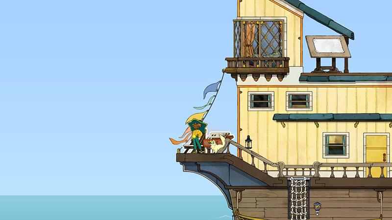 Spiritfarer, game da Thunder Lotus