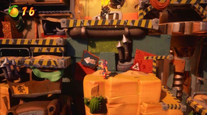 Crash Bandicoot 4 para PS4 e Xbox One