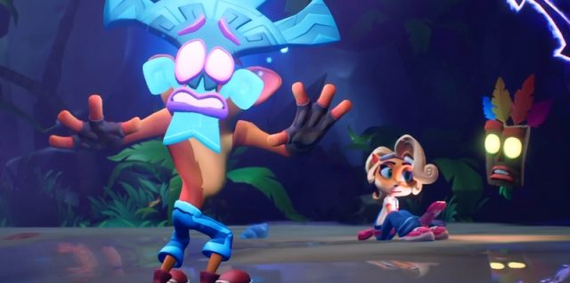 Crash Bandicoot 4 para PS4 e Xbox One